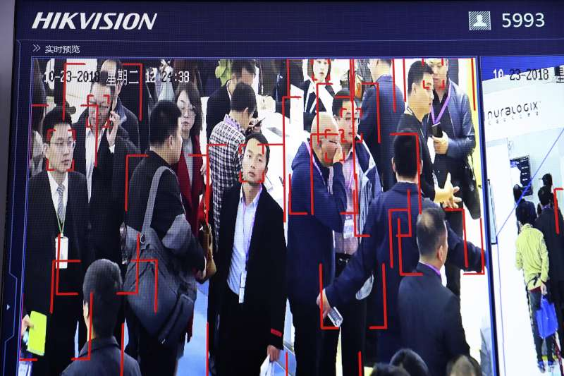 中國政府為監控人民撒下天羅地網,海康威視(Hikvision)是代表企業(AP)