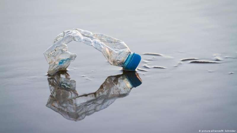 塑膠垃圾已經造成環境嚴重污染。(圖/德國之聲)