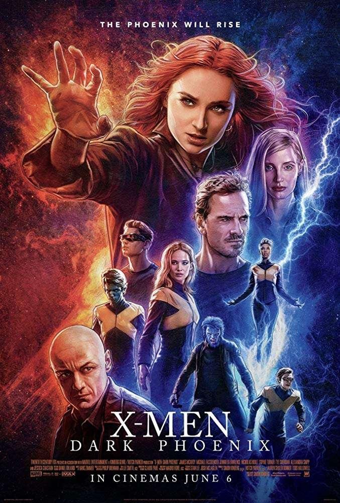 電影《X戰警:黑鳳凰》改編自《X戰警》原著漫畫中的同名篇章系列,是系列的最終回,電影於6月7日上映。(圖/IMDb)