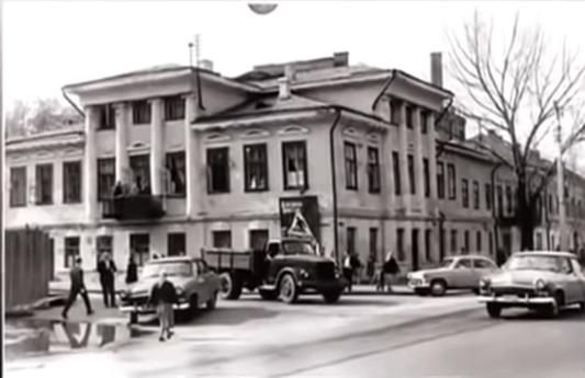 1958年的基輔(圖/取自youtube)