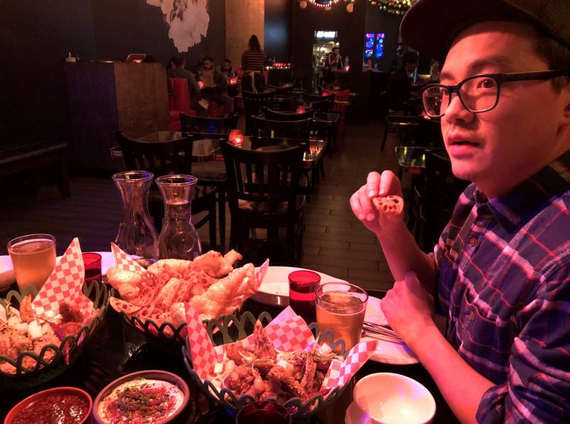 提供現代韓國菜的「狐狸精」餐廳是舊金山米慎區的潮店(來源:Jim Chen)