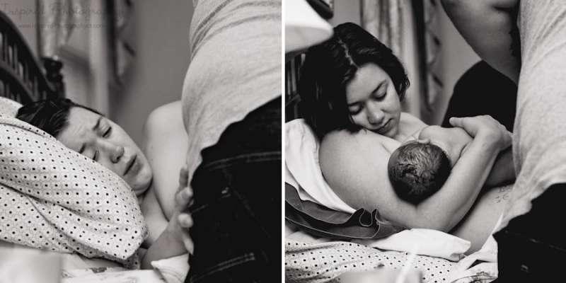 許多女性因為經歷創傷性分娩而罹患PTSD。(Kala Bernier@Flickr / CC BY 2.0)