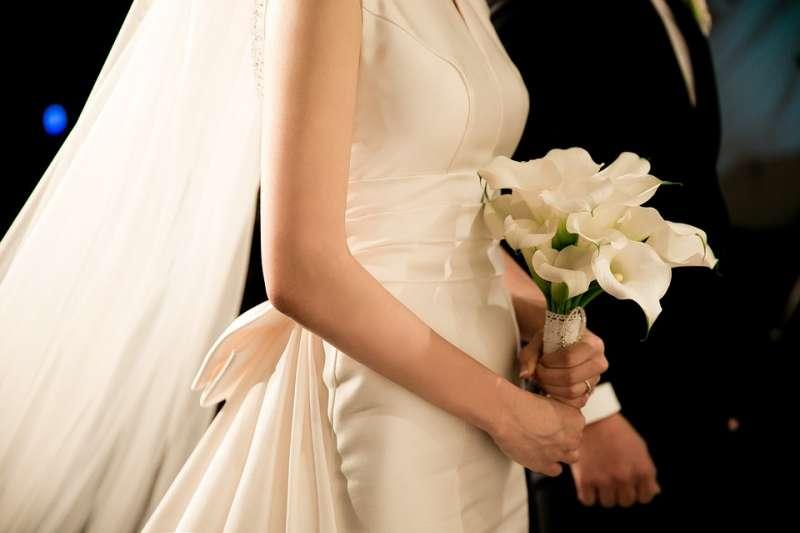 結婚 婚禮(示意圖/ Free-Photos @pixabay)