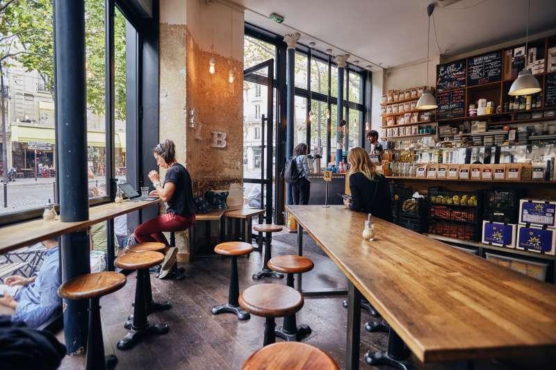 KB Café 被公認是巴黎最好的咖啡館之一。(來源:KB Café)