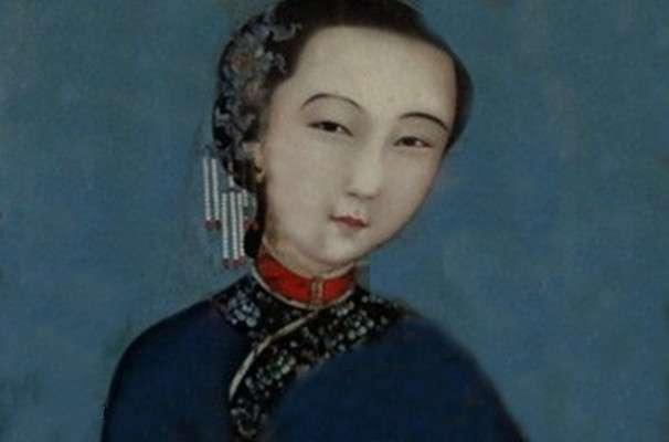 周瑩的畫像(圖/取自網路)