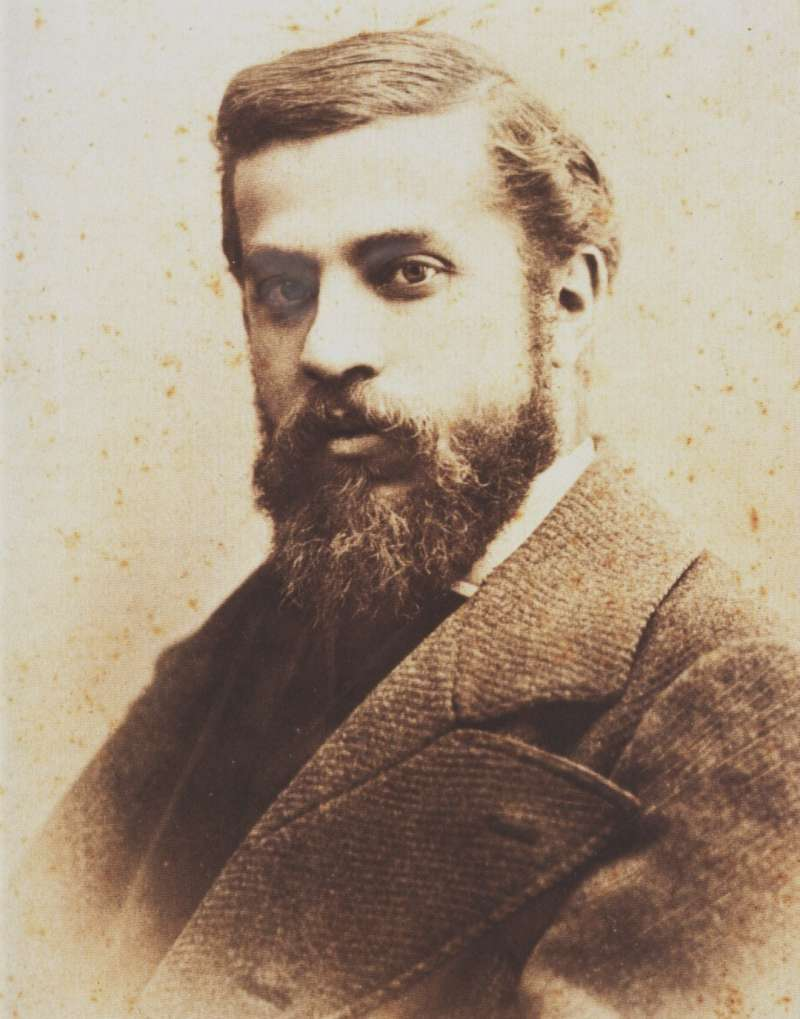 西班牙傳奇建築師高第。(Wikipedia/public domain)