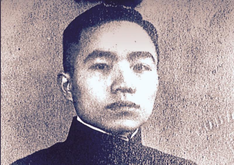 諾曼第登陸的中華民國海軍見證人,前國防部常務次長的葛敦華將軍。(葛明提供)
