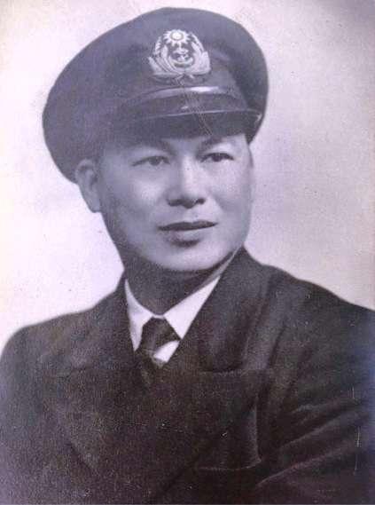 20190610-林炳堯,其過世後留有一本日記,內詳細記載他在英國受訓服務期間參加「諾曼第登陸戰」之詳細資料。(資料來自網路)