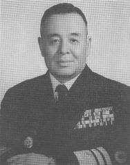 20190610-海軍官校第十任校長:白樹棉將軍。任期:民國61年6月1日至64年10月1日。(圖片取自海軍官校網站)