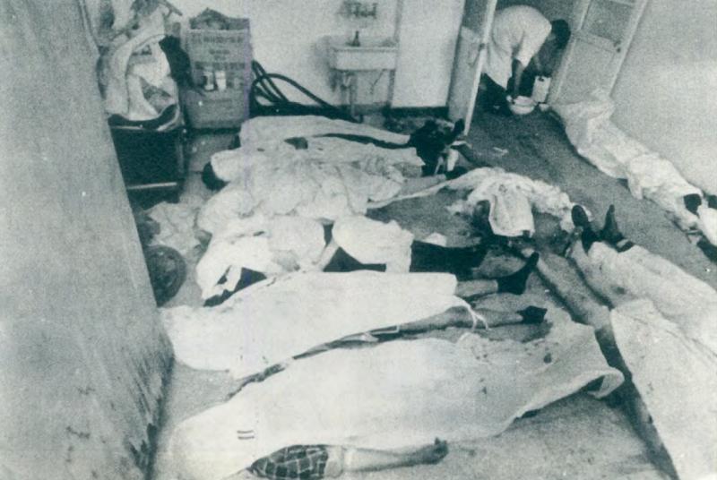 20190612 upload-新新聞0118期-六四事件、北京大屠殺-醫院裡躺滿了死去的民眾。(美聯社)