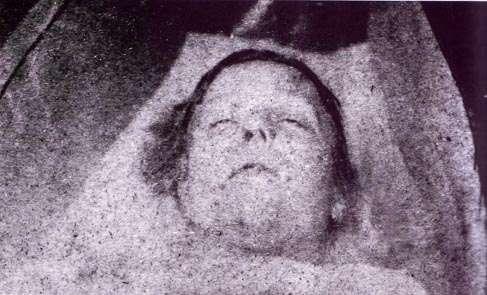 首位受害者瑪莉·安·尼古拉斯。(圖片取自維基百科)