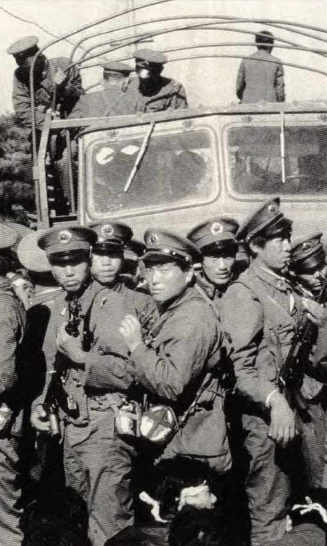20190616 upload-新新聞0119期-六四事件、北京大屠殺(6-4)-中共先是以軍隊鎮壓造成了「六四慘案」,繼之以「特務」手段對付手無寸鐵的老百姓。(新新聞資料照)