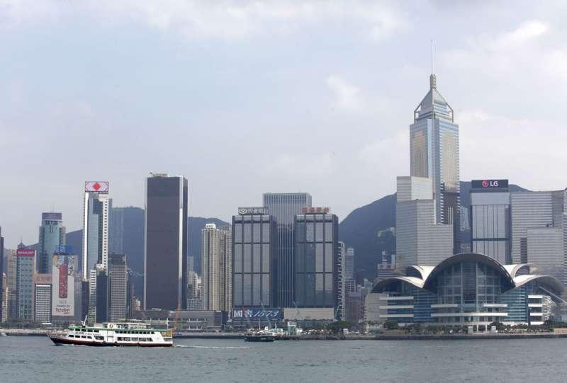 透過香港的獨立關稅區地位,中國吸納的外資多於他們在港投資。(郭晉瑋攝)