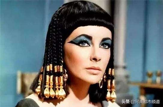 埃及豔后,伊莉莎白·泰勒飾(圖/蛋蛋贊網)
