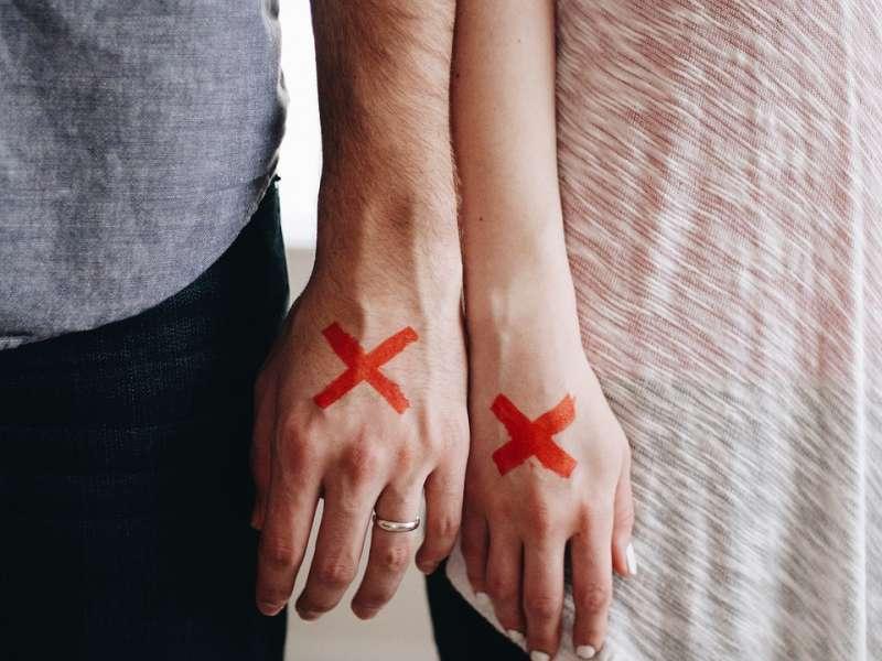 20190623-離婚。示意圖。(取自Free-Photos@pixabay/CC0)