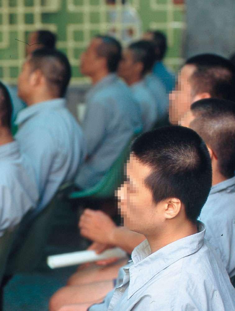 社會安全網若出現裂縫,有些人就會掉入犯罪漩渦,入監服刑。(新新聞資料照)