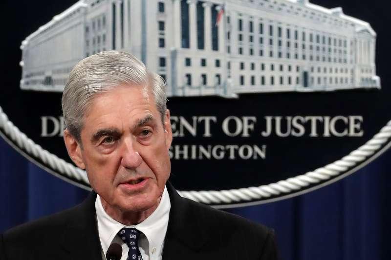 通俄門調查:美國特別檢察官穆勒(AP)