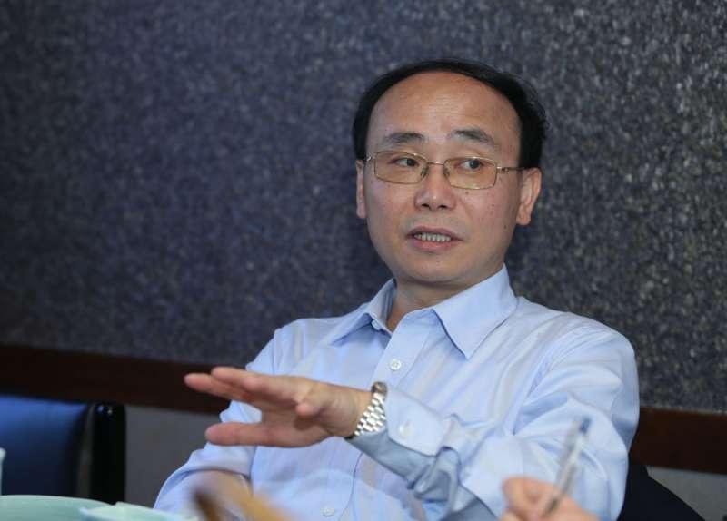 劉國深對一國兩制也提出看法。(新新聞資料照)