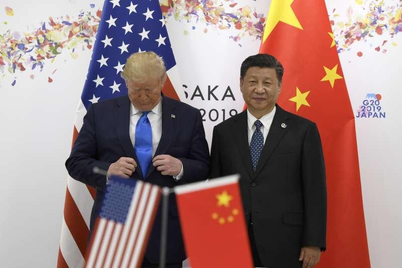 中美貿易戰:美國總統川普與中國國家主席習近平舉行G20大阪川習會(AP)