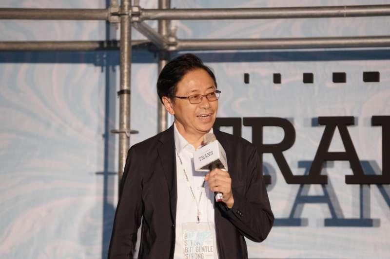 20190630-行政院前院長張善政參加2019TRANS國際生醫新創論壇。(盧逸峰攝)