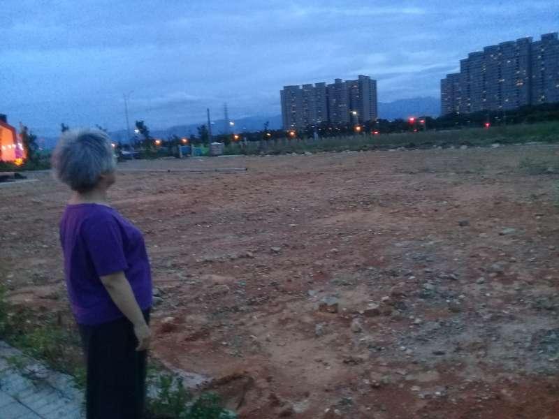 20190708-台北電影節入圍紀錄片「覆巢」,是導演鄭慧玲紀錄「桃園機場捷運A7站」揭發一段政府主導的土地徵收弊案。(朱淑娟提供)
