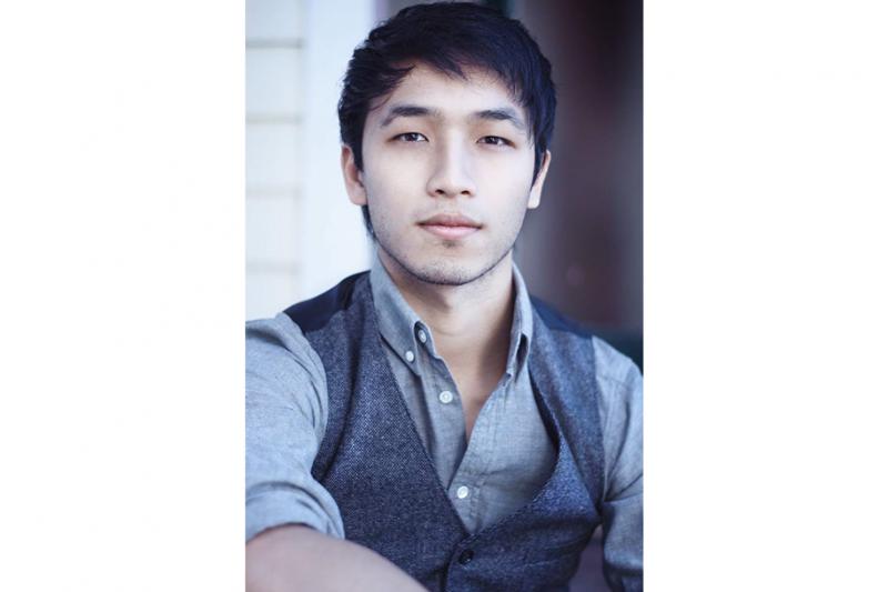 預告中一閃而過的男主角「陳宏輝」,是由紐西蘭華裔演員安柚鑫(Yoson An)飾演。(圖/IMDb)
