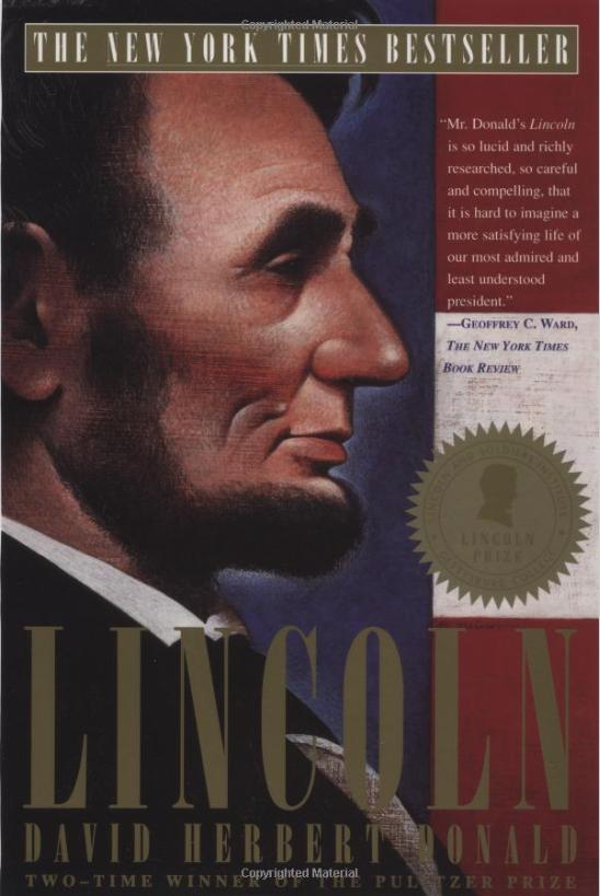 林肯身為最受美國人愛戴的總統,多年來不斷有著作探討其政治觀念與領導藝術(圖片來源:Amazon)