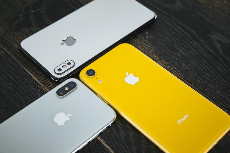 iPhone各型號大同小異,更新的時候方便不少。(圖/PAKUTASO)
