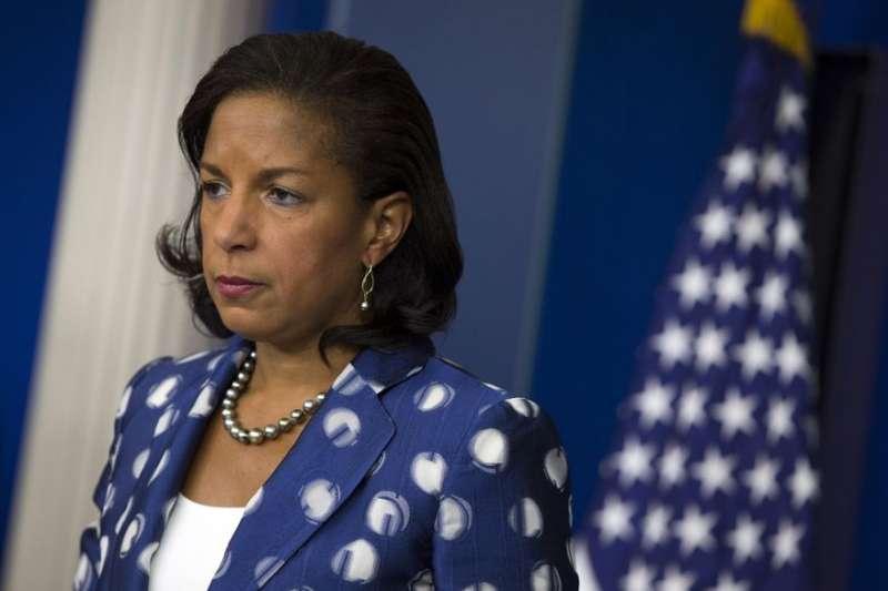美國前國安顧問、美國駐聯合國首位非裔女大使萊斯(Susan Rice)(資料照,AP)
