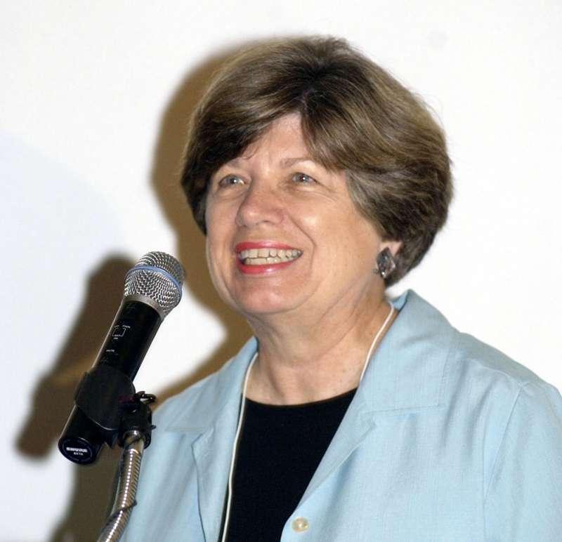 阿波羅11號登月任務幕後功臣,NASA科學家摩根(JoAnn Morgan)(Wikipedia / Public Domain)