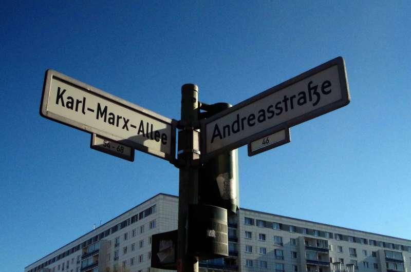 德國柏林的馬克斯大街。(Mike Steele@Flickr/ CC BY 2.0)