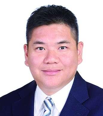 20190720-德信證券董事王貴增。(取自扶輪社網站)