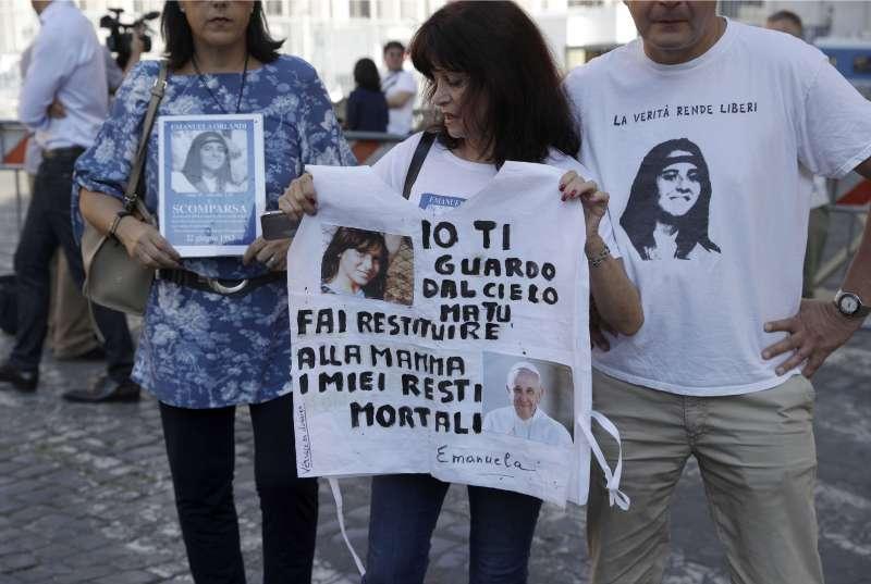 有關於奧蘭迪的失蹤案,數十年來一直是義大利人心中的難解的謎團(AP)