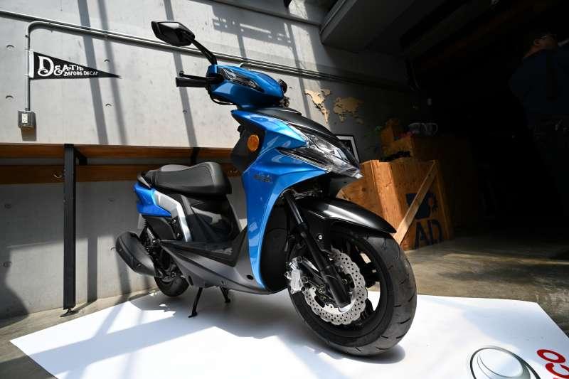 ABS 系統能有效降低是失控意外風險,大幅提高二輪騎士的安全。(圖/光陽機車)