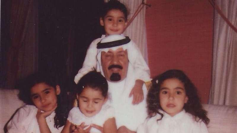 阿卜杜拉與四位公主。(圖源:channel4.com)