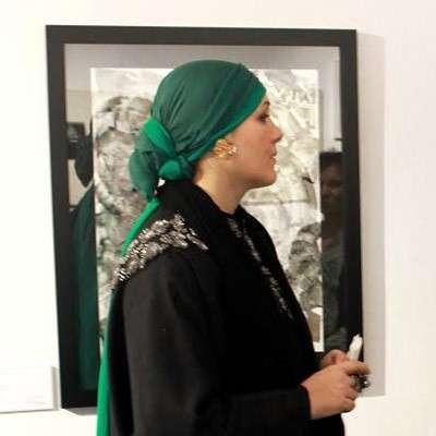 麗姆公主。(圖源:Dubai Photo Exhibition)