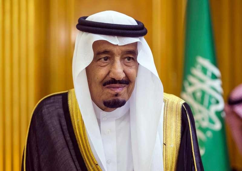 沙烏地國王阿卜杜拉.本.阿卜杜勒-阿齊茲。(圖源:Time Magazine)