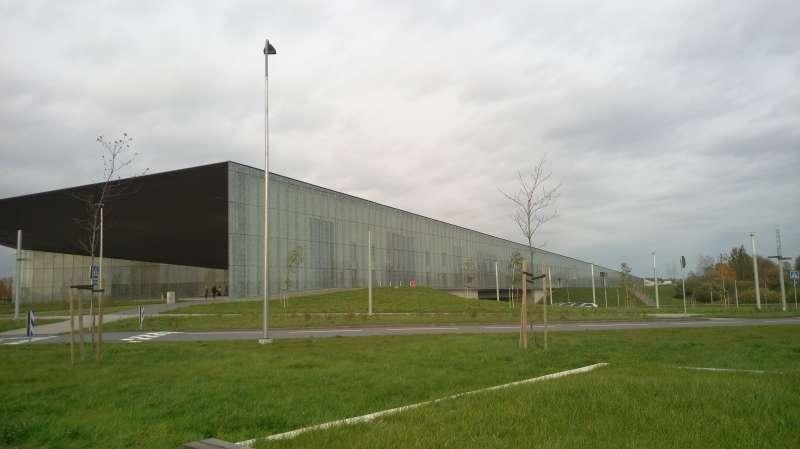 愛沙尼亞國家博物館。(圖/謝幸吟提供)