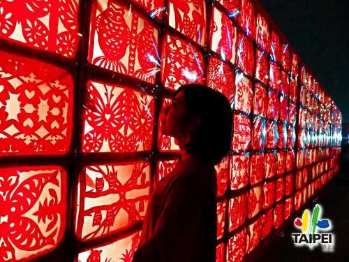 台北燈節。(圖/北市府觀傳局提供)