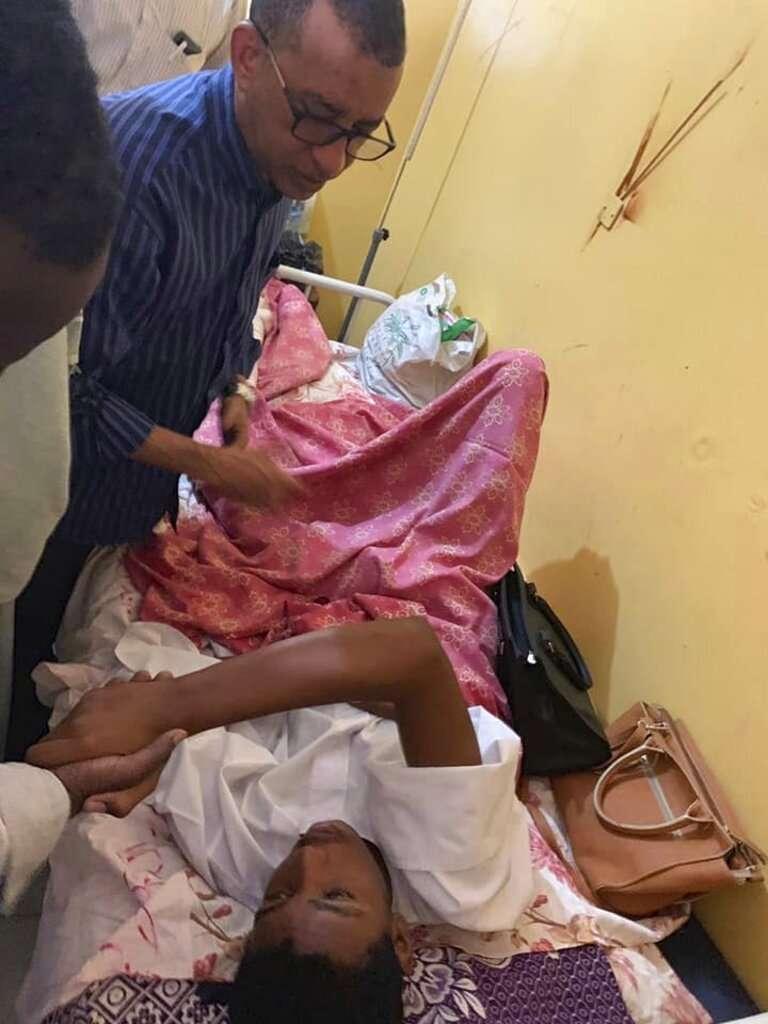 2019年7月29日,蘇丹軍隊血腥鎮壓北柯多方省城市歐拜德(El-Obeid)的學運,造成5人喪命,其中4名為未成年學生。(AP)