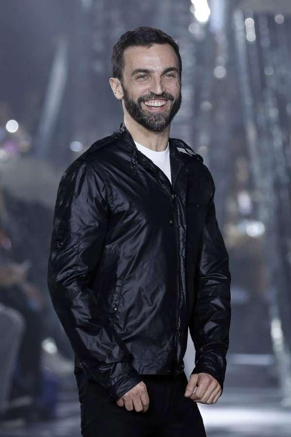 為 LV 注入新活力的創意總監 Nicolas Ghesquière。