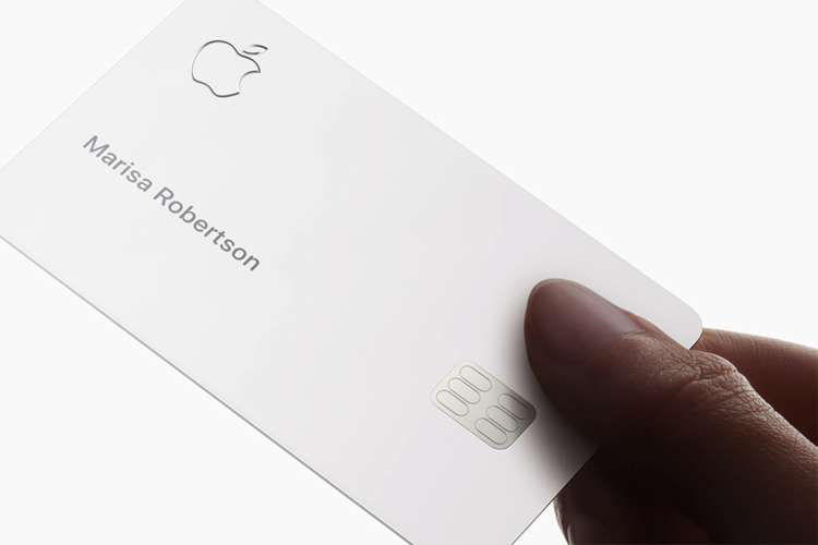 Apple Card 即將問世。