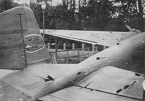 20190809-賈忠偉觀點-「九六式陸攻機」。(賈忠偉提供)