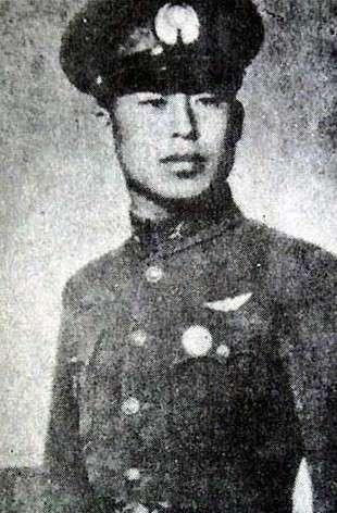 20190809-賈忠偉觀點-「中國空軍戰神」高志航將軍。(賈忠偉提供)