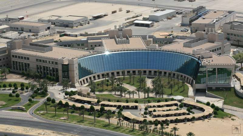 沙烏地阿拉伯國家石油公司(Aramco)的研發中心,傳Aramco將在2020年正式首次公開募股(IPO)。(取自官網)