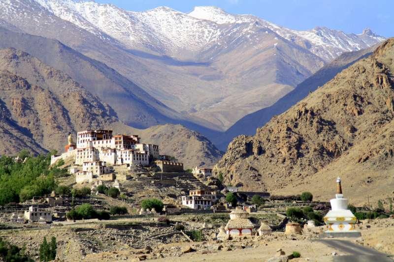 印度控制喀什米爾的拉達克(Karthik Kannan@Wikipedia / CC BY-SA 3.0)