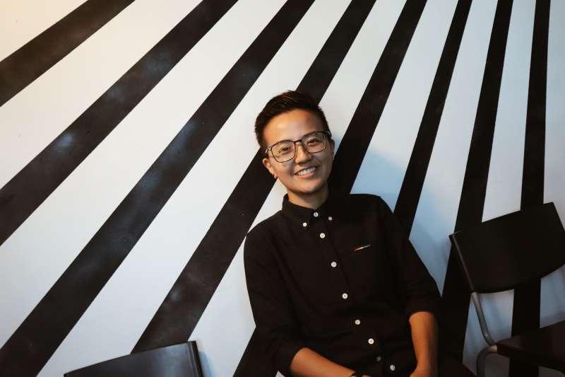 受「亞當計劃」邀約來台的新加坡當代藝術家韓雪梅。(台北表演藝術中心提供)