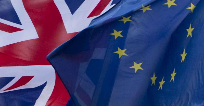 英國脫歐期限已經延長2次,10月31日再不達成協議就要迎來「無協議脫歐」。(AP)