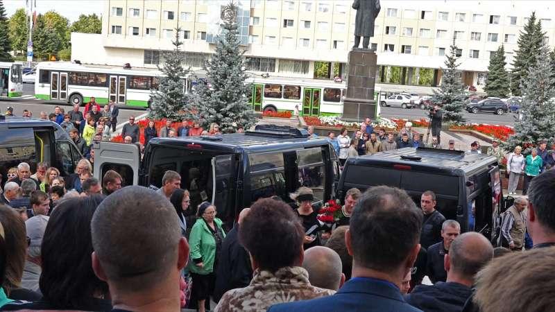 俄羅斯上週傳出飛彈意外爆炸,5名工程師死亡,當地疑似輻射外洩。(AP)