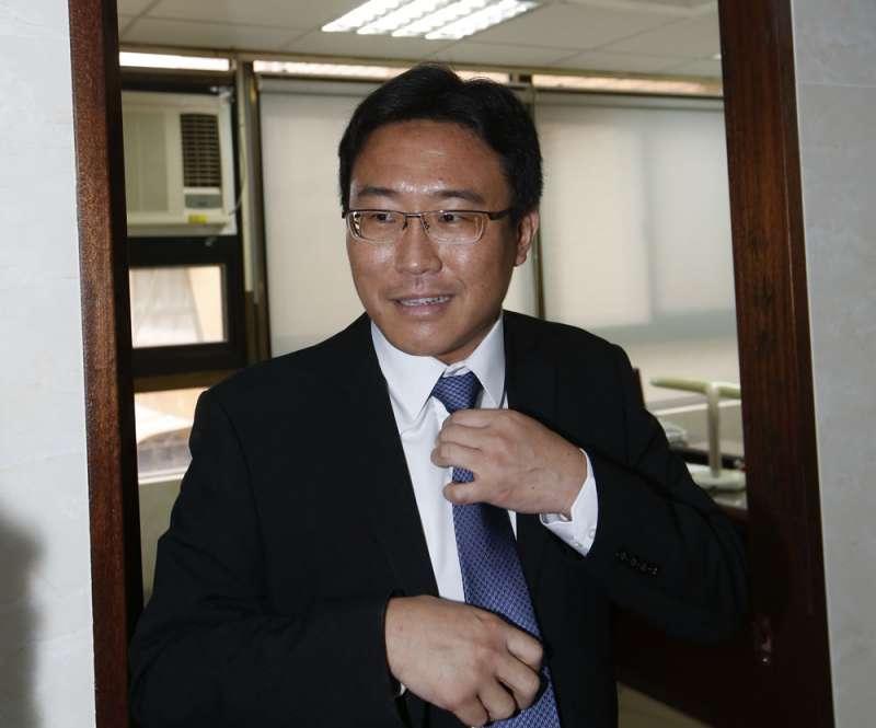 王鑫健曾因逮獲國際毒梟而聲名大噪。(郭晉瑋攝)